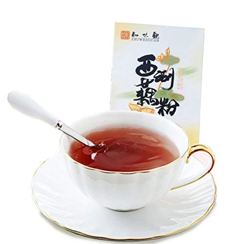 Hangzhou Xi Hu Specialty: Instant Homemade Lotus Root Powder Osmanthus Flavor 300g/10.6oz/0.66lb