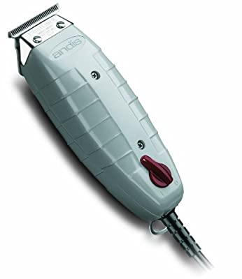 Andis T-Outliner Trimmer with T-Blade, Gray (04710)