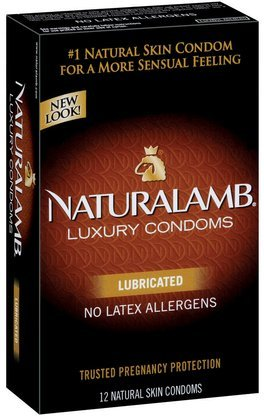 Natural Lamb Condoms Made Of