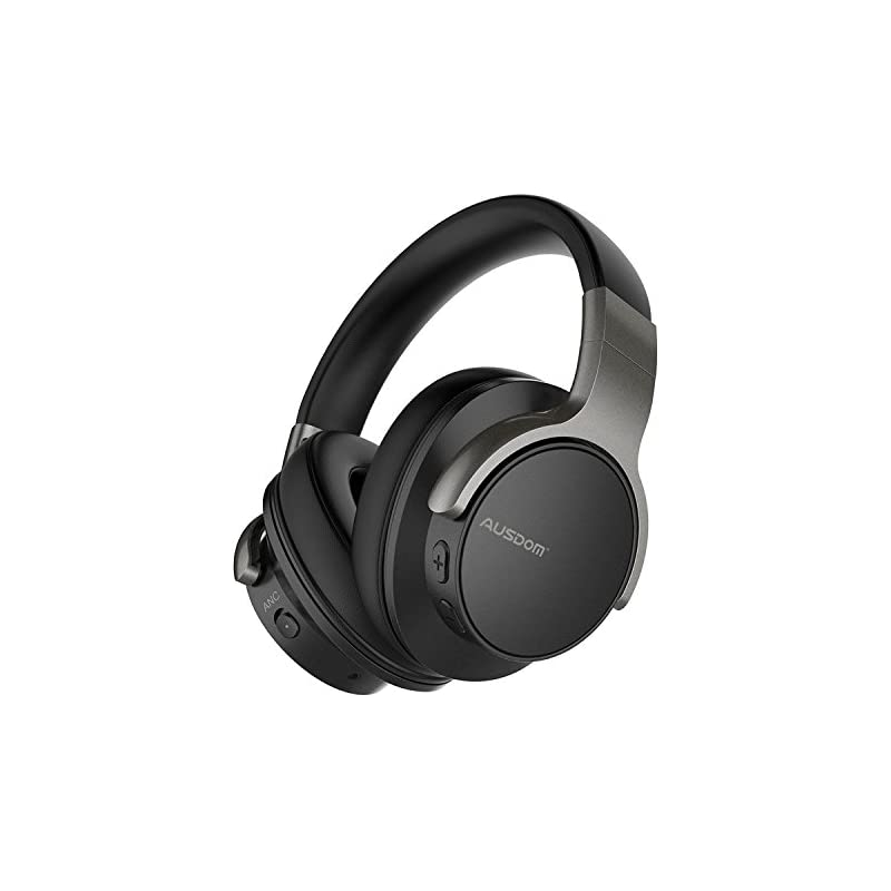 AUSDOM ANC8 Active Noise Cancelling Blue