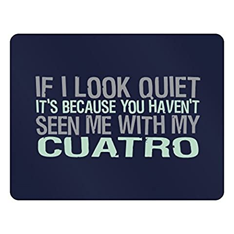 Teeburon If I look quiet it's because you haven't seen me with my Cuatro Horizontal Sign (Last Cuatro X Cuatro)