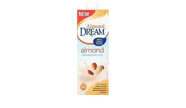 Sueño De Almendras Con 1 Litro De Arroz (Paquete de 4): Amazon.es: Alimentación y bebidas