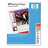 HP® Color Laser Matte Brochure Paper PAPER,BROCHUR,A,150PK,MAT (Pack of5)
