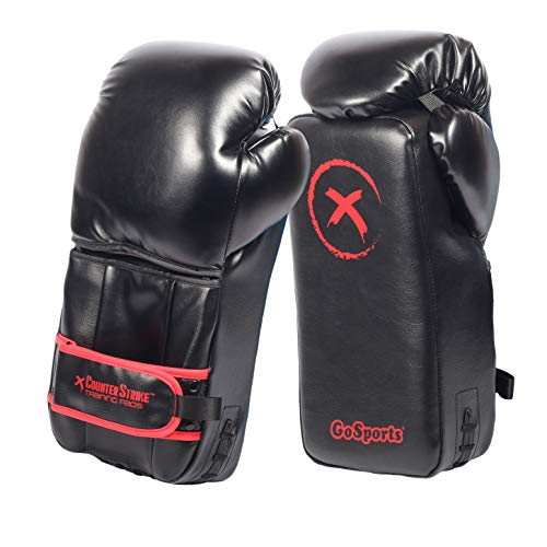 GoSports Counterstrike Training Pads – Revolutionary Gloves for Blocking & Sparing – Great for Boxing, MMA, Karate, Muay…