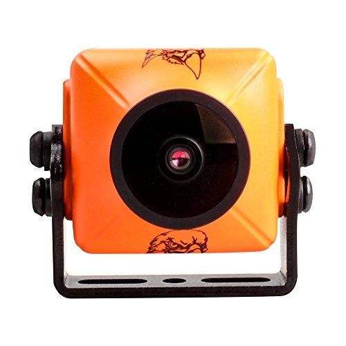 RunCam Eagle 2 Pro Orange Case Audio OSD CMOS 16:9 4:3 Switchable FPV Camera Global ()