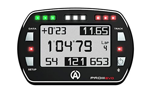 ALFANO PRO III EVO w/GPS4I, SPEED,RPM, AND WATER TEMP SENSORS - PACKAGE A1020-P3 by MM Racing