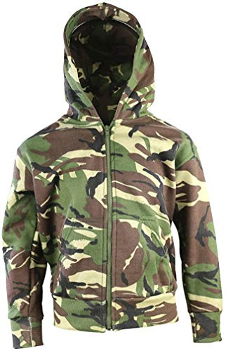 Kombat UK Camo uniseks-kind camouflage patroon
