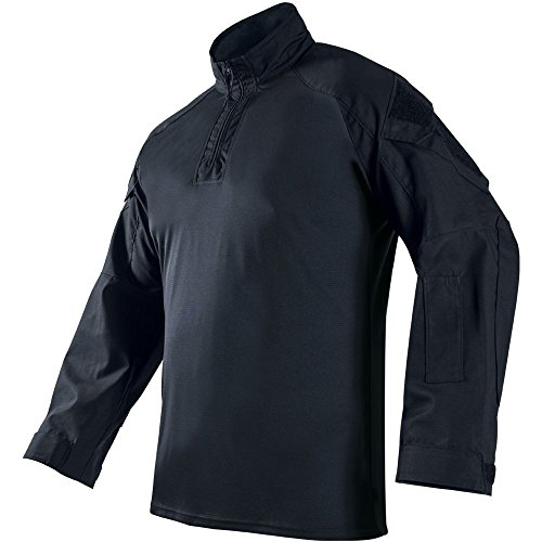 Vertx Men's 3XL Recon Combat Long Sleeves Shirt, Navy by Vertx