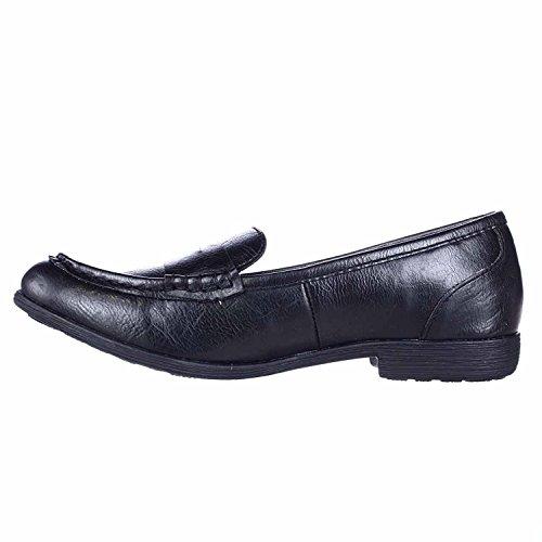 B.O.C. Womens Laurene Penny Loafer, Black, Size 6.5