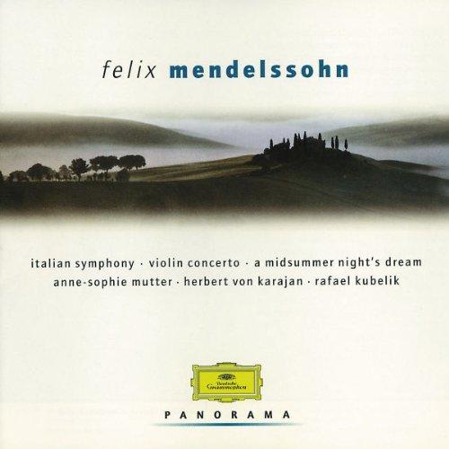 Panorama: Felix Mendelssohn