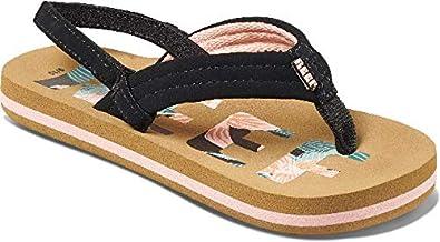 Reef AHI Girls Sandals Flip Flops for Girls