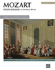 Mozart - Piano Sonatas, Vol 1: K. 279-284; K. 309-311 (Volume 1)