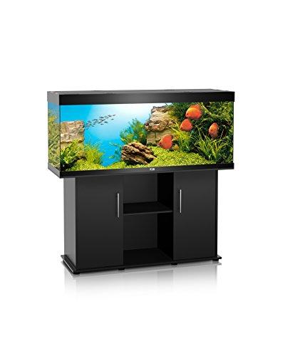 Juwel Rio 400 Aquarium Et Meuble Support Noir Amazon Fr