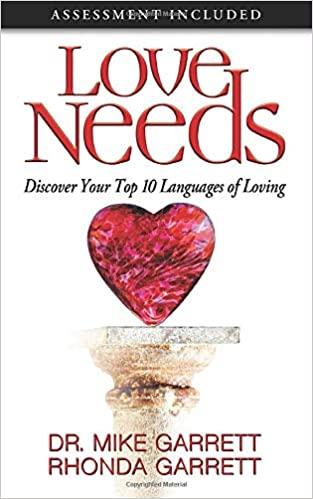 Love Needs Book available on Amazon and bookstores everywhere