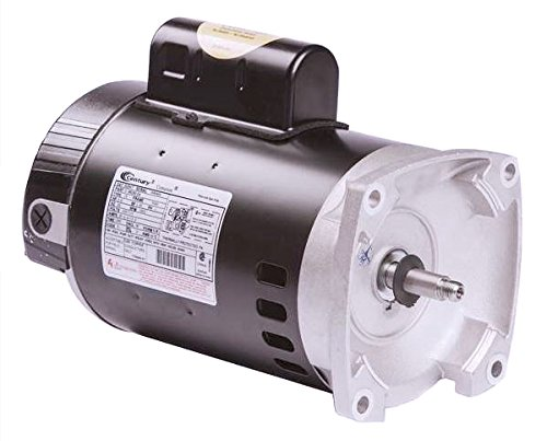 A.O. Smith Century B2847 Full Rate 3/4 HP 3450RPM Single Speed Pool Pump Motor ()