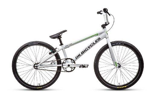 DK Bicycle 2014 Sprinter Cruiser BMX Bike, Satin White, 24-Inch