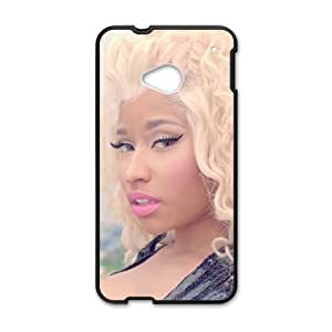 Happy Nicki Minaj Cell Phone Cell Phone Case for HTC One M7