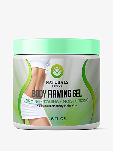 Body Firming Gel- 6 FL OZ I Helps Build Elasticity in Skin I