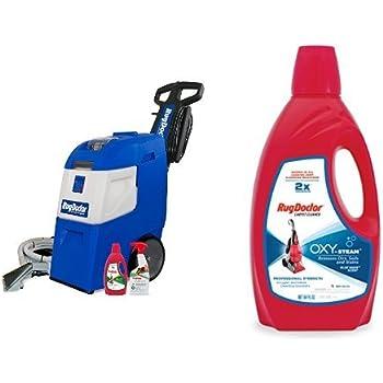 Amazon Com Rug Doctor 95349 Wide Track Carpet Cleaner