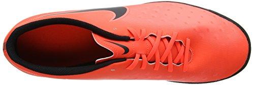 Nike Herren Magistax Ola Ii Tf für Fußballtrainingsschuhe Mehrfarbig (Total Crimson/black-bright Mango)