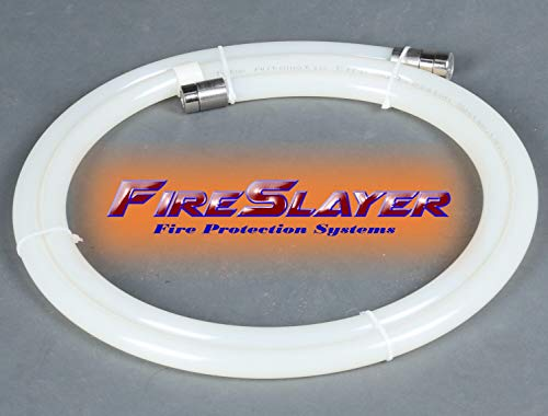 (FireSlayer Automatic Fire Suppression Automotive Tube Extinguisher)