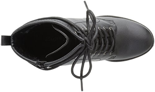 soho Bootie Kourtlan Black Women's Ankle Zigi ZWTzqY7AY