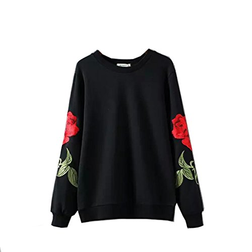 womens-crewneck-long-sleeve-embroidered-rose-pullover-sweatshirts