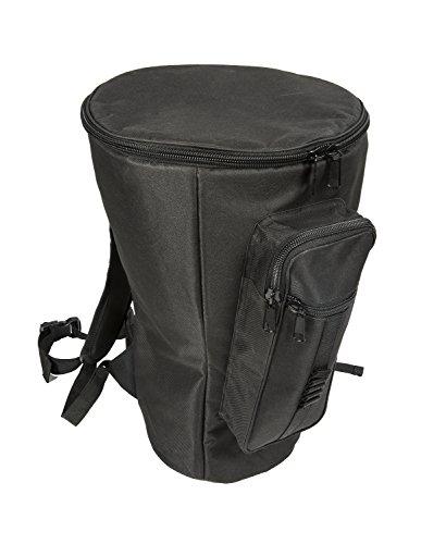 Doumbek Case (X8 Drums X8-HD-BAG-L Heavy Duty Djembe Bag Pro Gig Bag, Large)