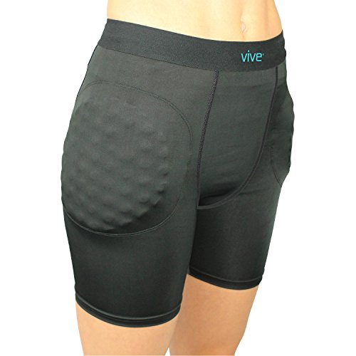 Padded Compression Shorts Vive Prevention