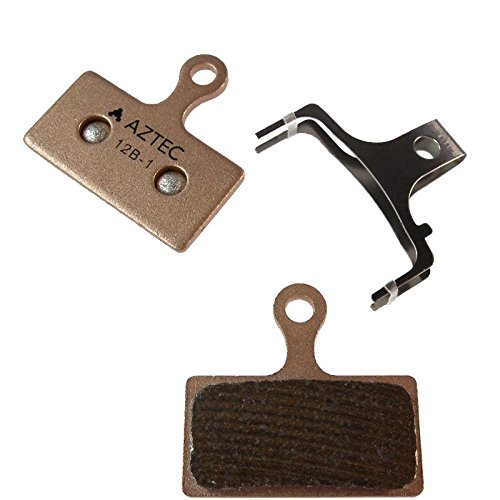 Aztec Shimano Mountain Cycle Bike Replacement Bicycle Brake Pads Various Models by Aztec