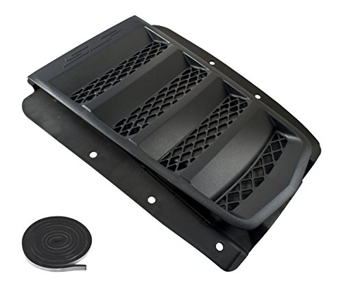 (2014-2015 Camaro SS / 1LE SLP Hood Vent Heat Extractor with Drip Tray)