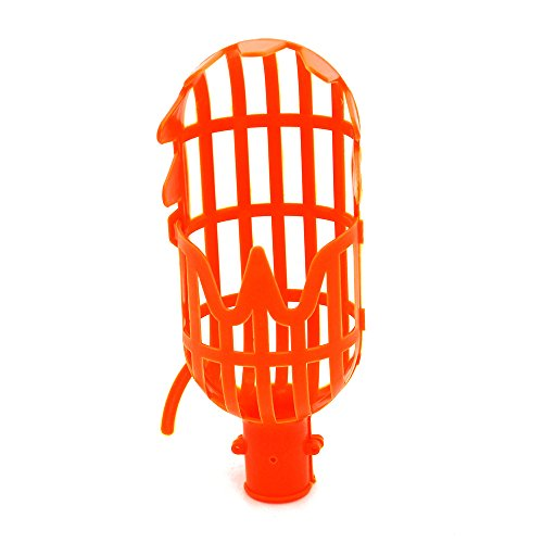 - TOOGOO High Altitude Fruit Picker No pole 1Piece Plastic Picker without Pole Fruit Catcher Picking Tool Garden