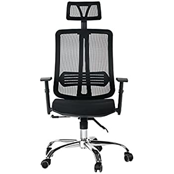 Amazoncom CCTRO Mesh Ergonomic Office Chair with Adjustable
