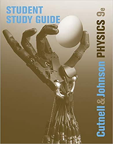 Amazon. Com: student study guide to accompany physics, 9e.