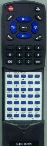 PDI Replacement Remote Control for PDIP20LCDC MASTER, P32LCD