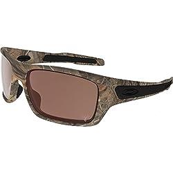 Oakley Mens Kings Camo Fives Squared Sunglasses, Woodland Camovr28 Black Iridium, One Size