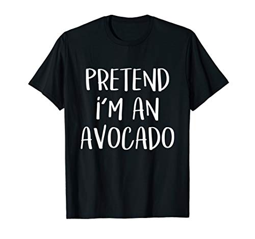Clever Halloween Costumes Ideas For Adults - Pretend I'm An Avocado Costume Party