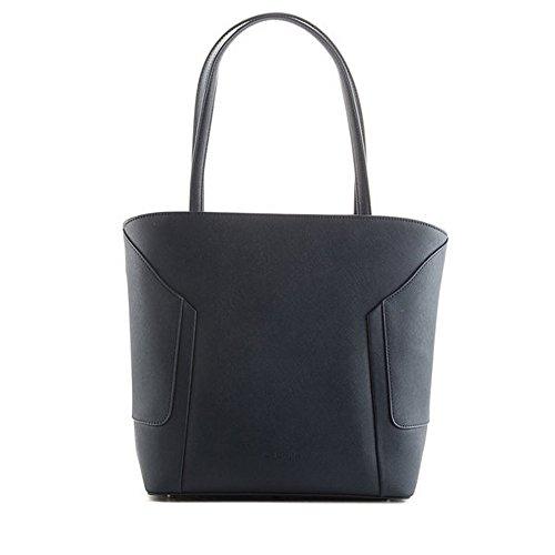 Pour L'épaule 34x29x11 Femme Sac Cromia Bleu 5 À Porter X0q5wxvw