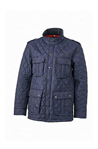 Per Diamond Il Moda Navy Business Libero Quilted Alla Jacket Piumino Tempo E Men's xzS7n5Ew