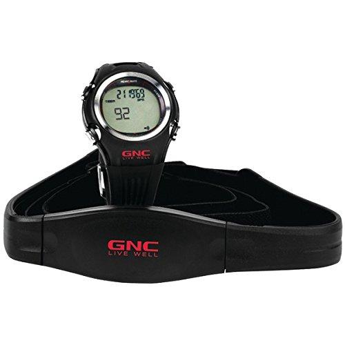 GNC GF-4307 Heart Rate Monitor & Watch