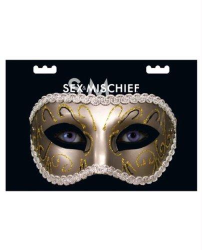 Sex & Mischief Masquerade Mask by Saphorix