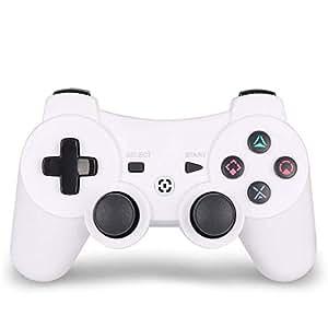 Amazon.com: Controlador PS3, mando inalámbrico para juegos ...