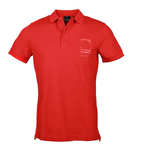 Polo World Cup - BOSS Orange Men's World Cup Soccer Country Polo Shirt, Spain, Medium