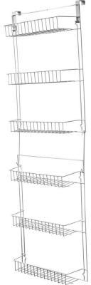 Trademark Home 6-Shelf Overdoor Storage Rack-83-2189V - The Home Depot