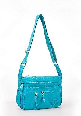 Amazon.com: TEGAOTE - Bolsas de mensajero para mujer ...