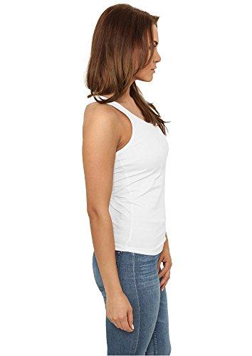 Ladies Jersey Tanktop white XS