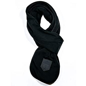 BioScarf - Cold Weather Scarf with Built-in Reusable N95 Air Filter for Germs, Dust, Pollution and Smoke