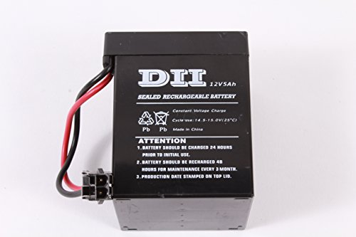 Husqvarna Battery With Amp Connector Replaces 189589 Part # 532189589