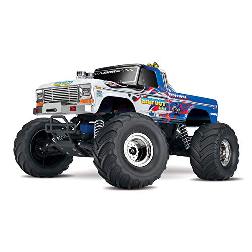(Traxxas Bigfoot Special Edition)