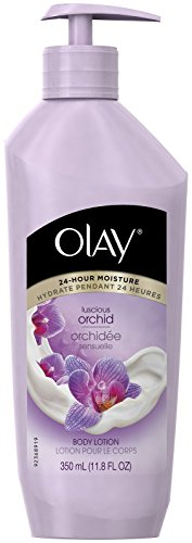 - Olay 24 Hour Moisture Body Lotion - Luscious Orchid - 11.8 oz
